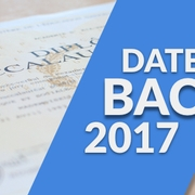BAC 2017 : calendriers
